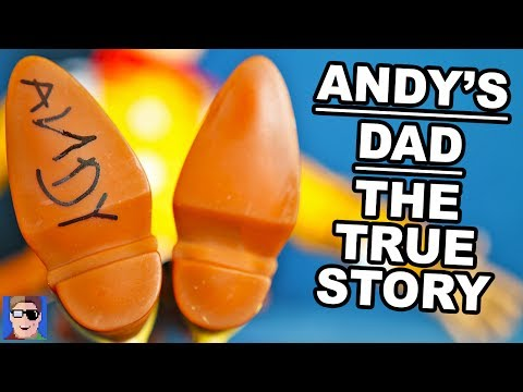Toy Story Zero: The True Story Of Andy鈥檚 Dad & Woody鈥檚 Origin (ft. Mike Mozart)