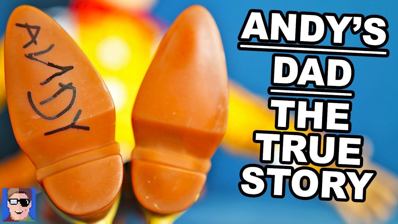 Toy Story Shocker: Andy's Dad's Backstory Revealed? | E! News