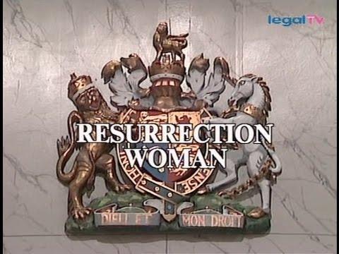 Crown Court - Resurrection Woman (1982)