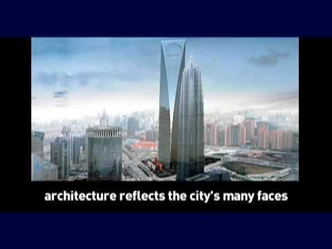 E3.tv Earth Energy Environment TV - Shanghai's architecture