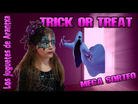 Historia de Halloween ☠🎃 Colaboracion + Sorteo internacional - Los juguetes de Arantxa