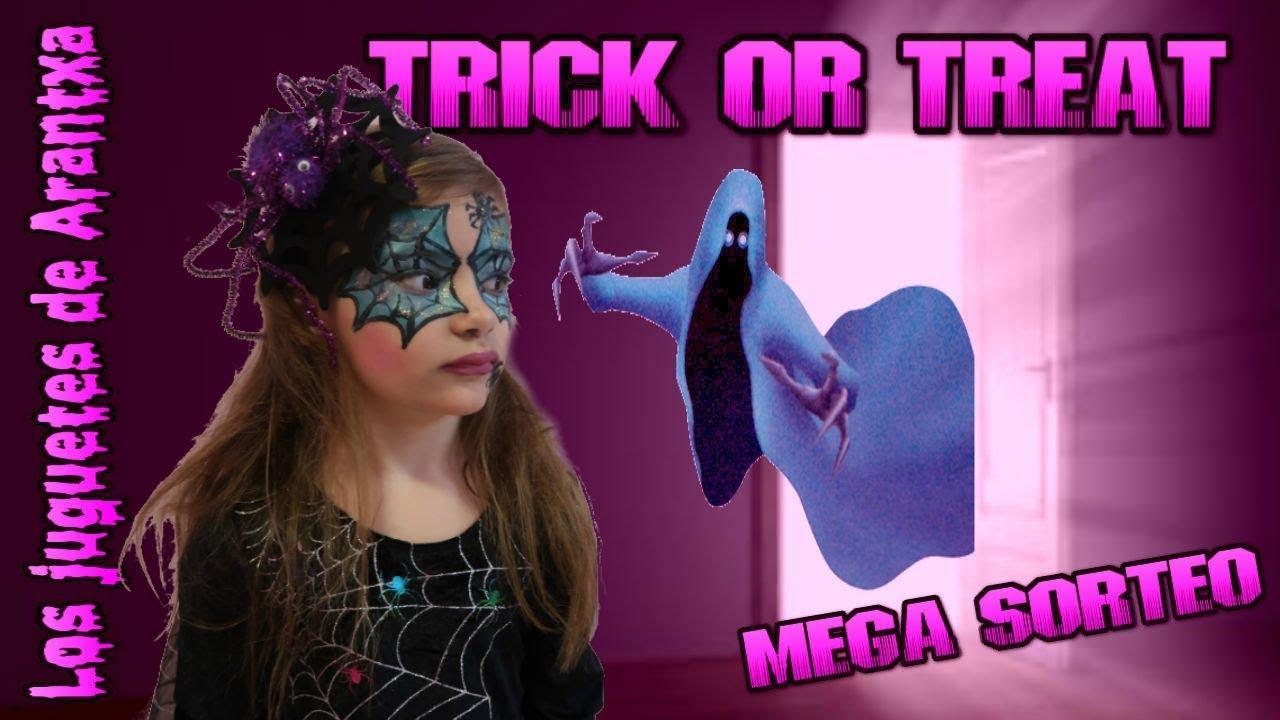 Historia De Halloween Colaboracion Sorteo Internacional Los Juguetes De Arantxa Youtube