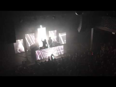 Zeds Dead Intro @ Music Hall of Williamsburg