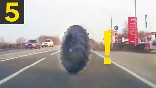 Top 5 Runaway Wheel Videos