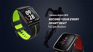 Ulefone Watch GPS Full specifications
