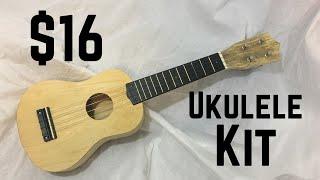 $16 Ukulele Kit?!?