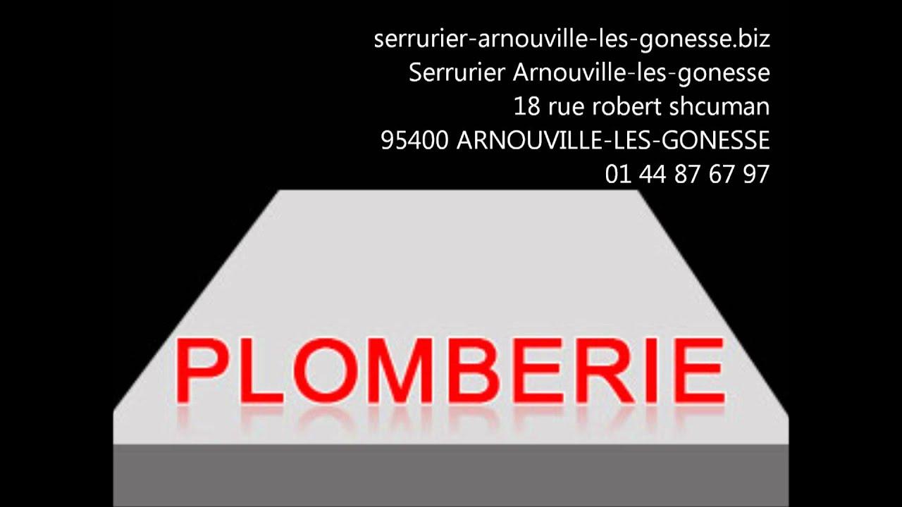 Serrurier Arnouville Les Gonesse 18 Rue Robert Shuman 95400 01 44 87 67 97