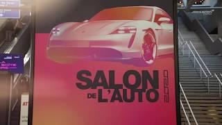 Salon auto 2020 McLaren Montreal - Zoomer Visuals