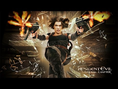 Hollywood Action Movies 2017 Resident Evil...