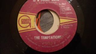 Watch Temptations Sorry Is A Sorry Word video