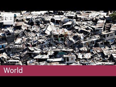 Oxfam rocked by Haiti sex scandal