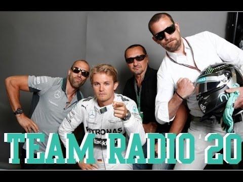TEAM RADIO - Puntata 20 (GP Austria 2014)