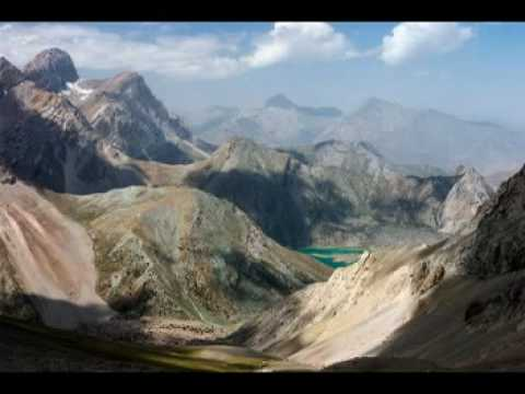 Mystical song from the Pamir mountains