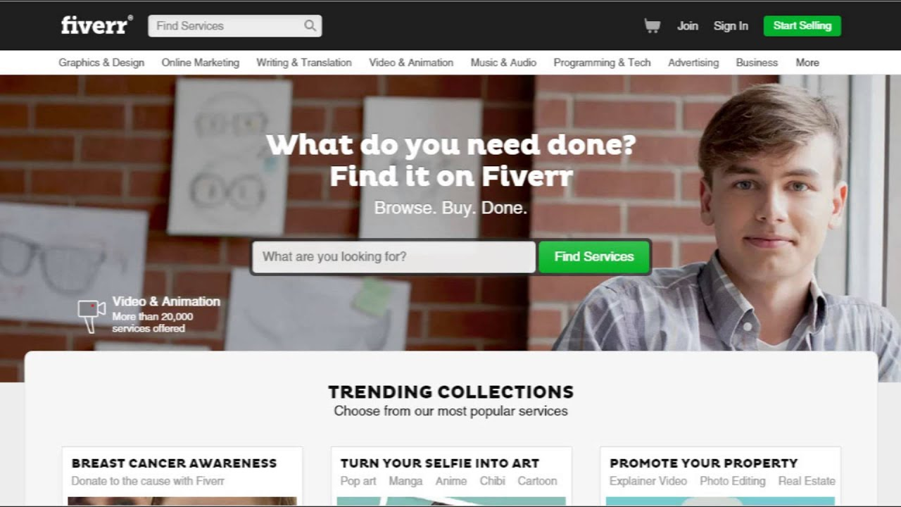 Fiverr Review: Music Promotion