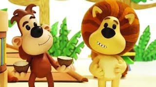 Raa Raa The Noisy Lion   Littlest Laugh   English Full Episodes   Kids Cartoon   Videos For Kids