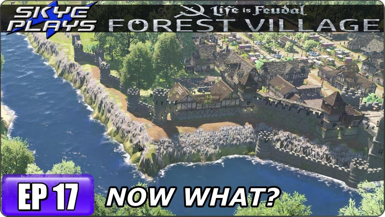 Life Is Feudal Forest Village - Building A Huge City & Castle Ep 17 Life Is Feudal Map on feudal system middle ages map, feudal japan map, torchlight 2 map, middle ages western europe map, ultima online map, ancient byzantine empire map, christendom middle ages map, sark channel islands map, russian states map, runes of magic map, 1500 s a roman expansion map, medieval village map, feudal system europe map, spain resource map, european middle ages land use map, archeage map, feudal manor map, fallen earth map, medieval manor map, ancient roman world map,
