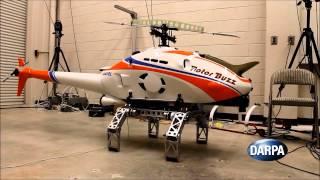 В США создано роботизированное шасси для вертолета