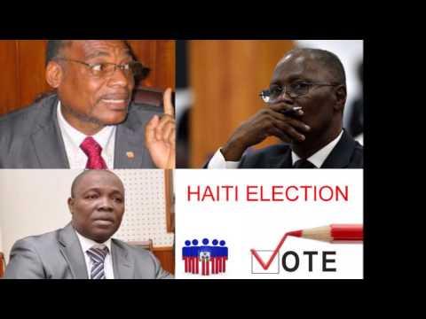 Jean Hector Anacacis: Des élections sans l'argent du « Blanc », « Yes we can't »