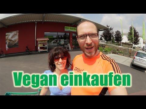 Vegan einkaufen im Biomarkt Bad Nauheim (Vlog) [VEGAN]