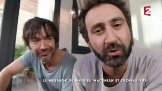 Le salon de l'auto par Mathieu Madénian & Thomas VDB