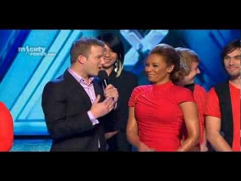 Mel B feat. X Factor Australia - Stop @ X Factor Australia [08 Nov 2010]