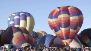 Rainbow Ryders - Albuquerque Balloon Fiesta