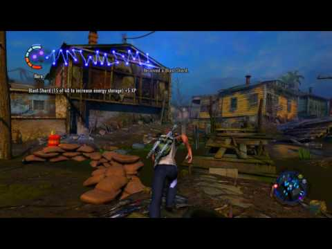 inFamous 2 100% Good Karma Walkthrough Part 56, 720p HD (NO COMMENTARY)