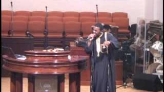 Bounce Back Pastor Charles Bond Jr.