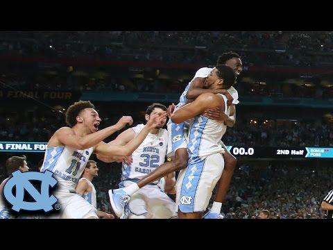 North Carolina's Road To A National Championship