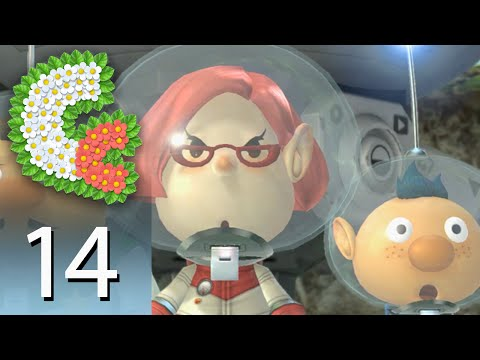 Pikmin 3 - Day 14: Fruitless Efforts