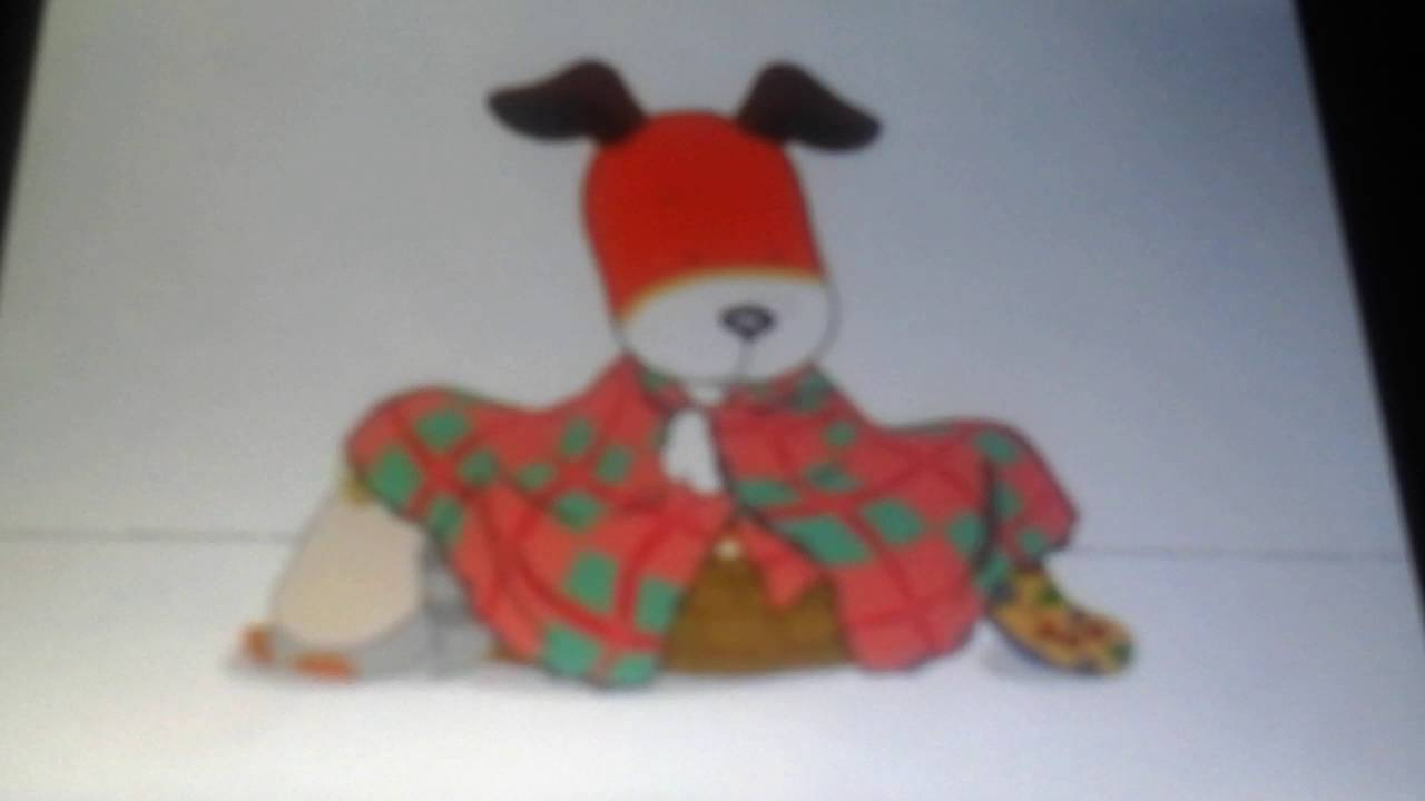 Kipper the dog : The costume party - YouTube
