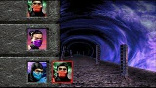 Ultimate Mortal Kombat 3 (PS2/Arcade) - Ermac【TAS】