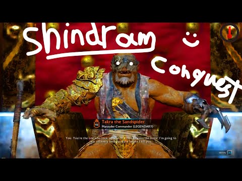 funny the conquest of shindram desolation of mordor |
