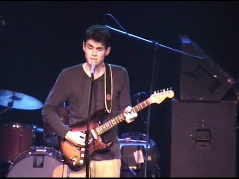 John Mayer  - Sept 20th, 2001 - Theatre of Living Arts, Phil