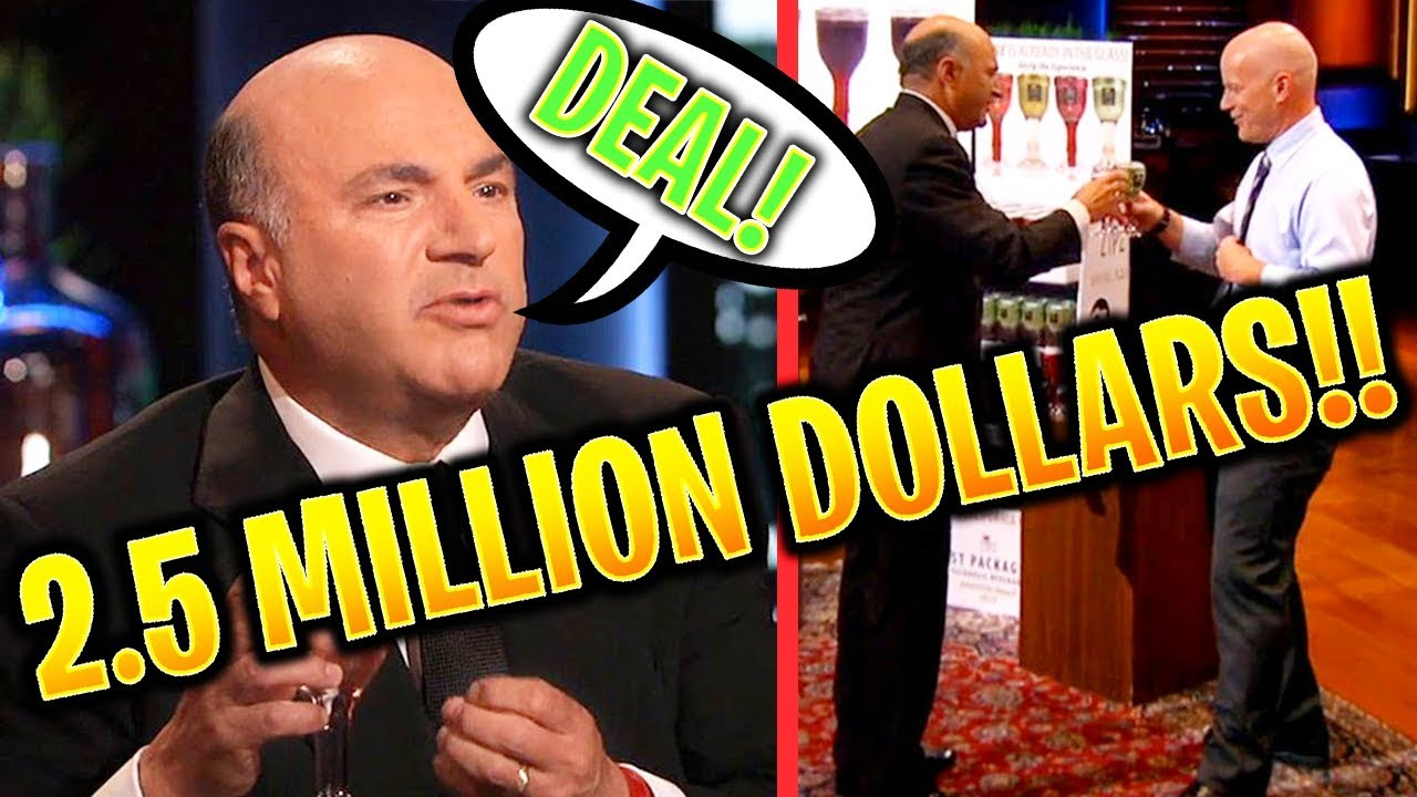 Biggest Deals In Shark Tank History Youtube