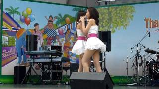 Repeat youtube video 2010年5月15日 タイフェス@代々木公園でのネコジャンプのステージ