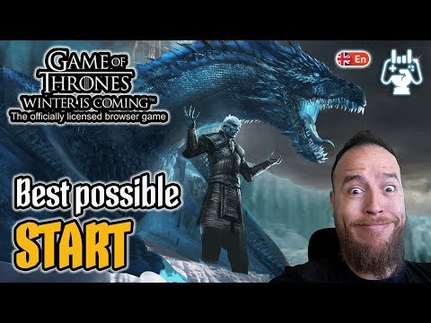 Best Start ⚔️ GAME OF THRONES: WINTER IS COMING ⚔️  Full Guide