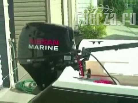 nissan marine nsf 9,83 в питере