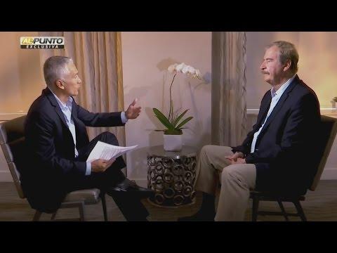 """""""Es un fanfarrón, presumido e ignorante"""": Vicente Fox sobre Donald Trump"""