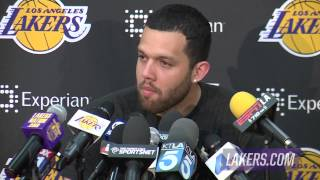 Exit Interviews: Jordan Farmar