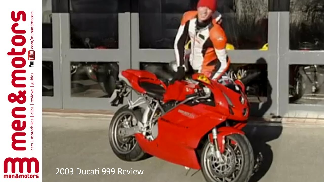 999_2003 Ducati 999 Review - YouTube