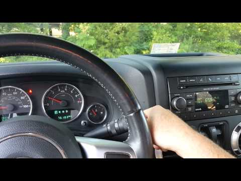 2012 Jeep Wrangler TIPM Issues