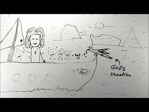 The Rime Of The Ancient Mariner - ep02 - BKP | CBSE class 10 English poem | Summary in hindi