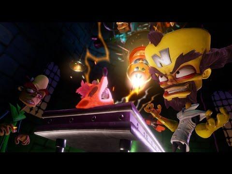 Crash Bandicoot N-Sane Trilogy - Opening Cutscene