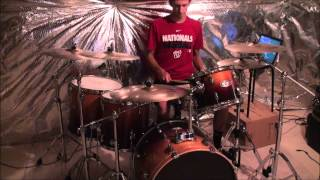 Rascal Flatts Riot (Drum Cover)