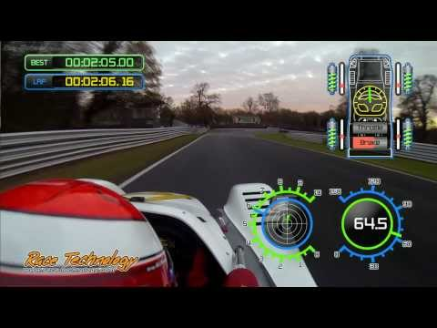 Download Youtube: Race Technology DL1 Data and GoPro Sync - Radical Oulton Park