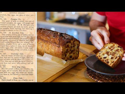 mon-interprétation-d'un-gâteau-du-19ème-siècle---the-cook-not-mad-1831