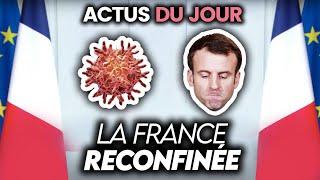 Reconfinement en France résumé, ce qui va fermer, nouvelle attestation... Actus du jour