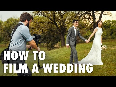 How to Film A Wedding | Behind The Scenes of a Real Wedding Film!