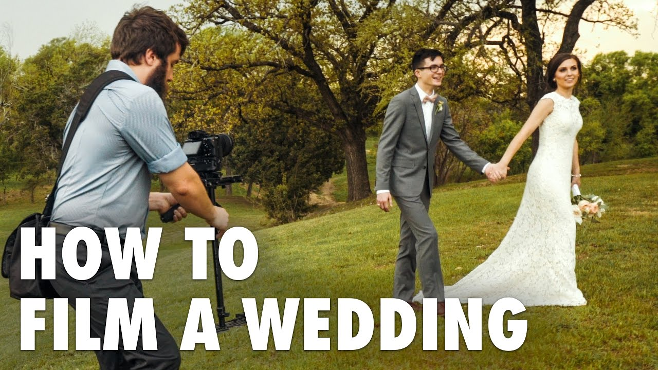 Real Weddings Youtube: Behind The Scenes Of A Real